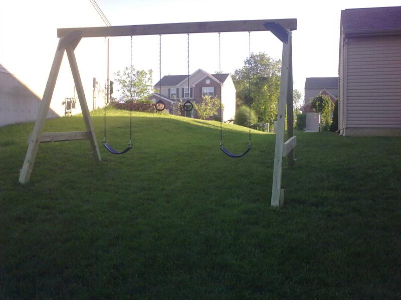 Mike S Swing Sets Prices